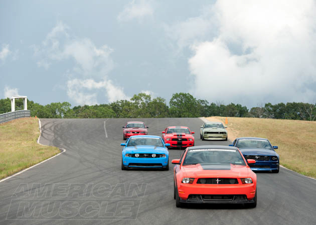 Mustang oversteer understeer explained americanmuscle for Motor vehicle suspension nj