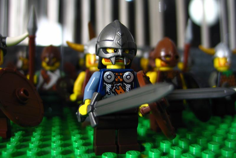 Lego Viking