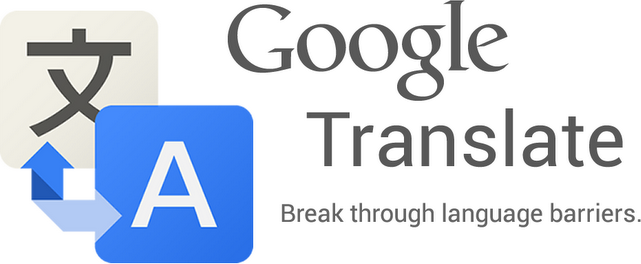 Google Translate button icon