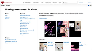 Videos and streaming media collections - Videos and