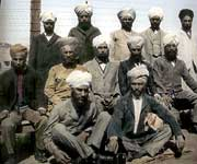 Sikh immigrants
