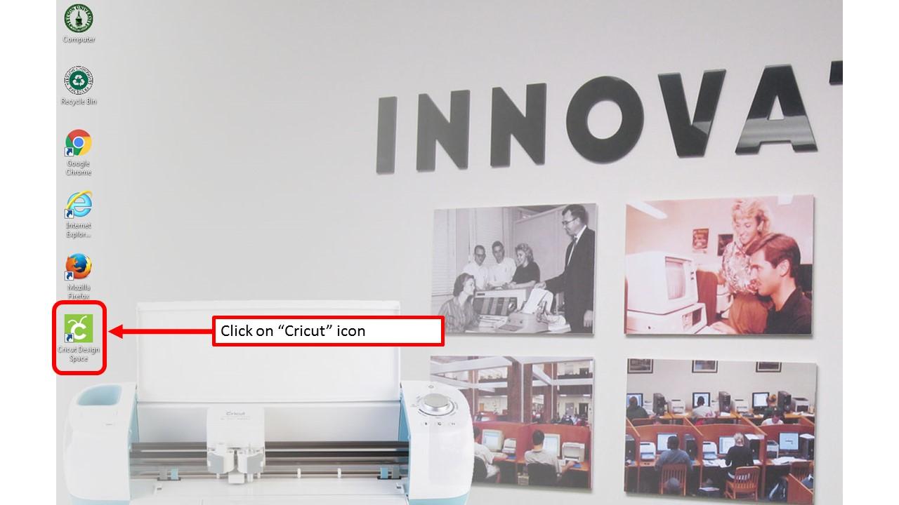 Cricut Cutting Station - Innovation Lab Workstations
