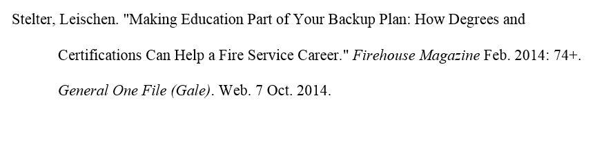 mla thesis citation