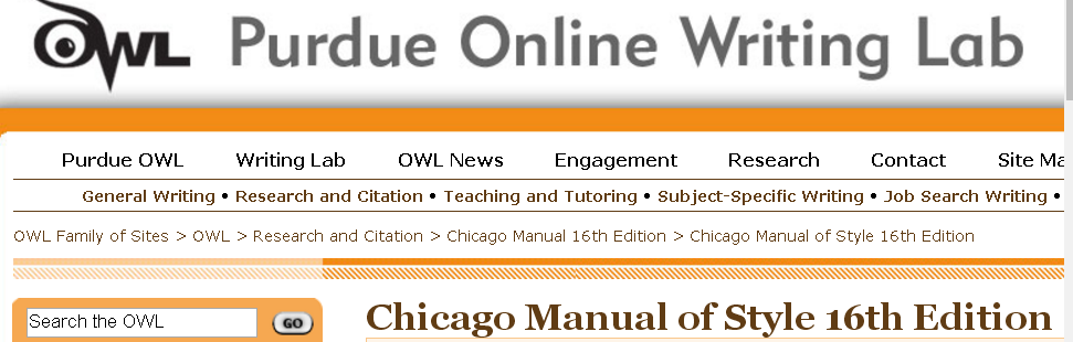 Chicago manual citation dissertation