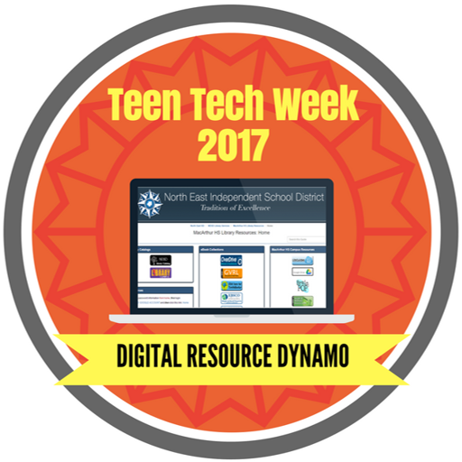 Home - Mac Library Teen Tech Week 2017 - NEISD Library Services at