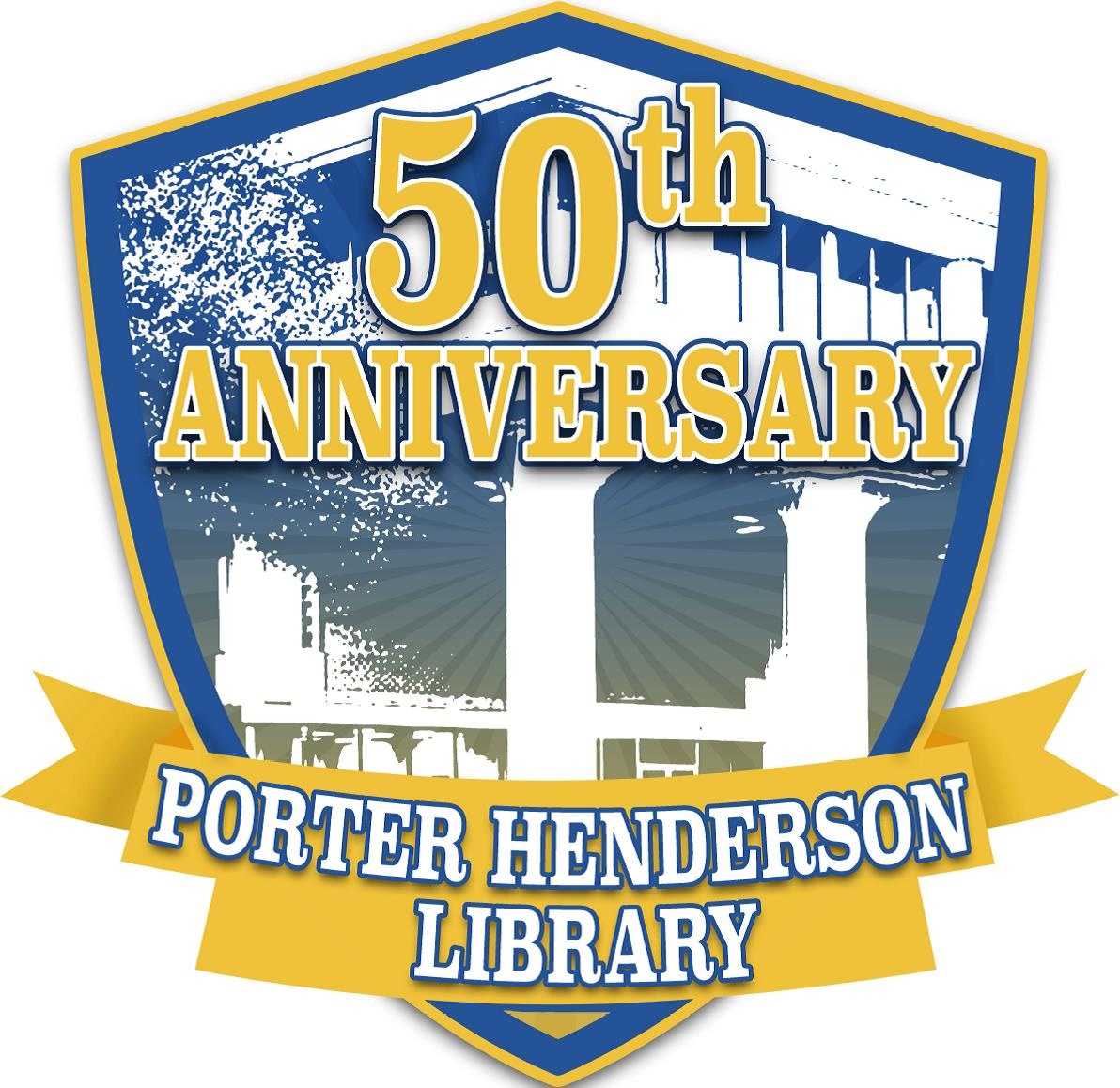 0c3ff4d5fbd Porter Henderson Library Rededication Ceremony. The Library Building's 50th  Anniversary culminates with a ...