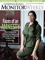 Christian Science Monitor cover
