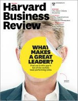 Harvard Business Review cover