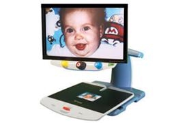 Desktop Video Magnifier