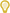 small yellow lightbulb icon