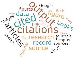 citation word cloud