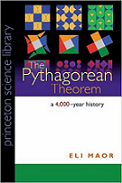 book cover for Pythagorean Theory a 4,000 year history