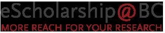 eScholarship@BC logo