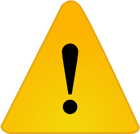 Symbol for Caution