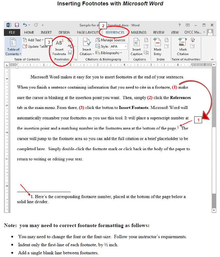 footnotes and endnotes chicago style To allow footnotes to appear at the bottom of the page, within word, you will need to place your cursor at the point where you wish to insert the citation in the body of the text and select references then choose insert footnote then click on the endnote x8 tab and select go to endnote highlight the.