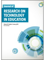 Journal of Research on Technology in Education cover