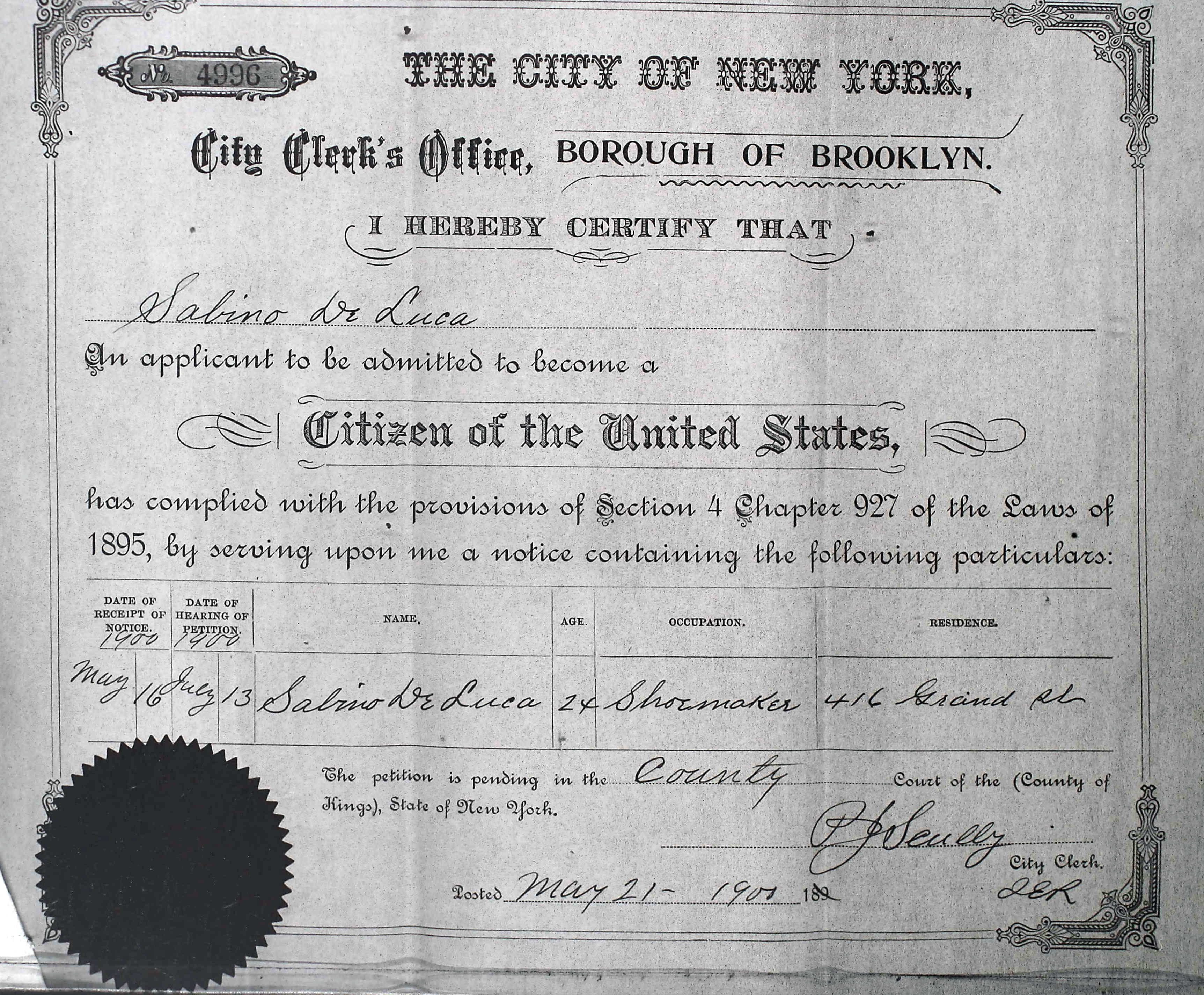 Immigration & Naturalizations - Genealogy - Research Guides
