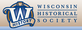 logo for Wisconsin Historical Society