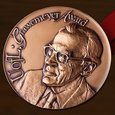 Grawemeyer medallion