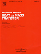 The cover of: International Journal of Heat and Mass Transfer