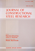 The cover of: Journal of Constructional Steel Research