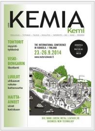 The cover of: Kemia - Kemi