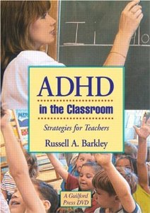 ADHD in the Classroom dvd cover