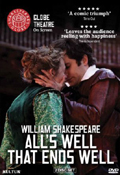All's Well That Ends Well dvd cover