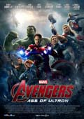 Avengers: Age of Ultron dvd cover