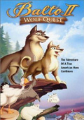Balto II: Wolf Quest dvd cover