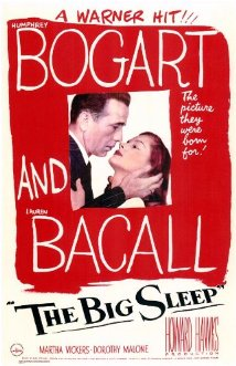 The Big Sleep dvd cover