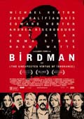 Birdman: or, (The Unexpected Virtue of Ignorance) dvd cover