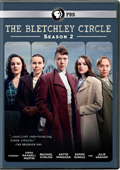 The Bletchley Circle: Season 2 dvd cover