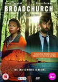 Broadchurch: The Complete Second Season dvd cover