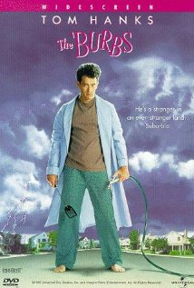 The Burbs dvd cover
