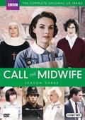 Call the Midwife: Season 3 dvd cover