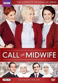 Call the Midwife: Season 4 dvd cover