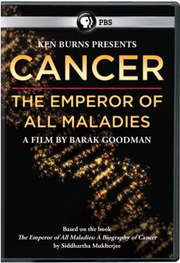 Cancer: The Emperor of all Maladies dvd cover