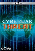 Cyberwar Threat dvd cover