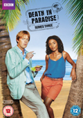 Death in Paradise: Season 3 dvd cover