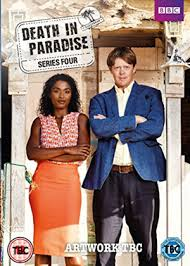 Death in Paradise, Season 4 dvd cover