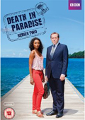Death in Paradise: Season 2 dvd cover