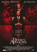 Devil's Advocate dvd cover