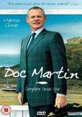 Doc Martin: Season 1 dvd cover