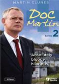 Doc Martin: Season 2 dvd cover