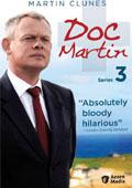 Doc Martin: Season 3 dvd cover