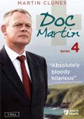Doc Martin: Season 4 dvd cover