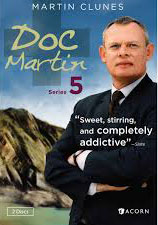 Doc Martin: Season 5 dvd cover