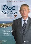 Doc Martin: Season 7 dvd cover