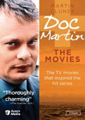 Doc Martin: The Movies dvd cover
